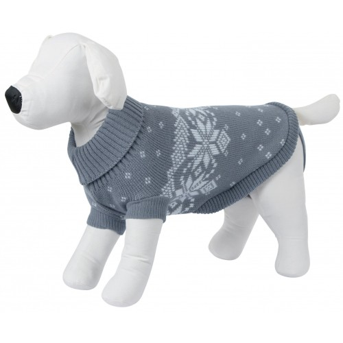Manteau & compagnie - Pull pour chien Lillehammer Gris pour chiens