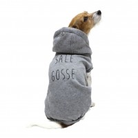 Pull pour chien - Sweat Sale Gosse Wouapy