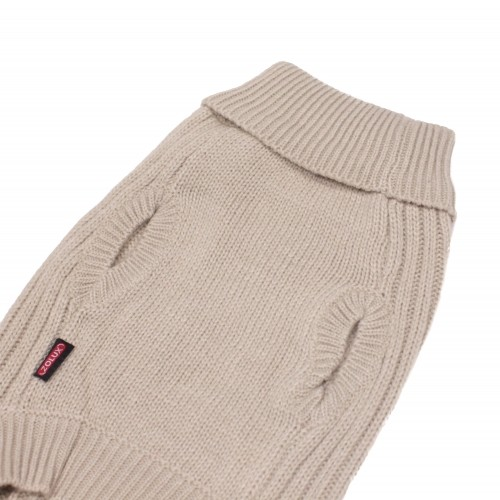 Manteau & compagnie - Pull Casual Chic - Beige pour chiens