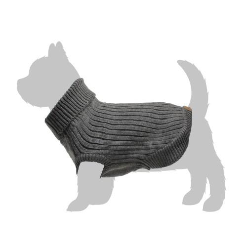Manteau & compagnie - Pull Casual Chic - Gris pour chiens