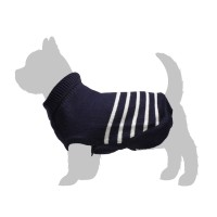Pull pour chien - Pull Marin - Bleu Zolux