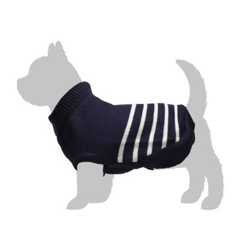 Manteau & compagnie - Pull Marin - Bleu pour chiens