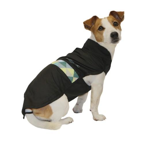 Manteau & compagnie - Ciré pour chien Graphic Bleu/vert pour chiens