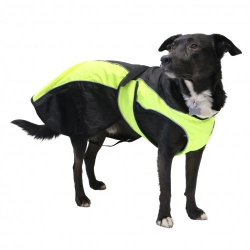 Manteau pour chien - Manteau pour chien Safety Jaune Trixie