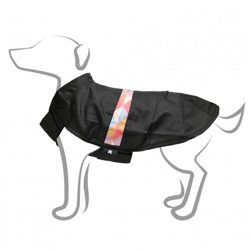Manteau & compagnie - Ciré pour chien Graphic Rose pour chiens