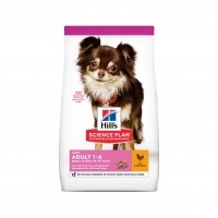 Croquettes pour chien - HILL'S Science Plan Adult Mini Light