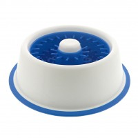 Gamelle pour chien - Gamelle anti-tartre Teeth Cleaning DentaDish