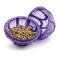 Accessoire repas pour chien - Distributeur Kibble Nibble Busy Buddy