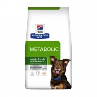 Prescription - HILL'S Prescription Diet Canine Metabolic