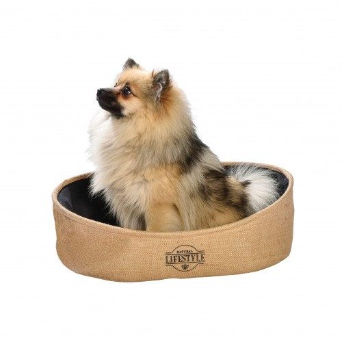 Panier et coussin pour chien - Corbeille Onyx pour chiens