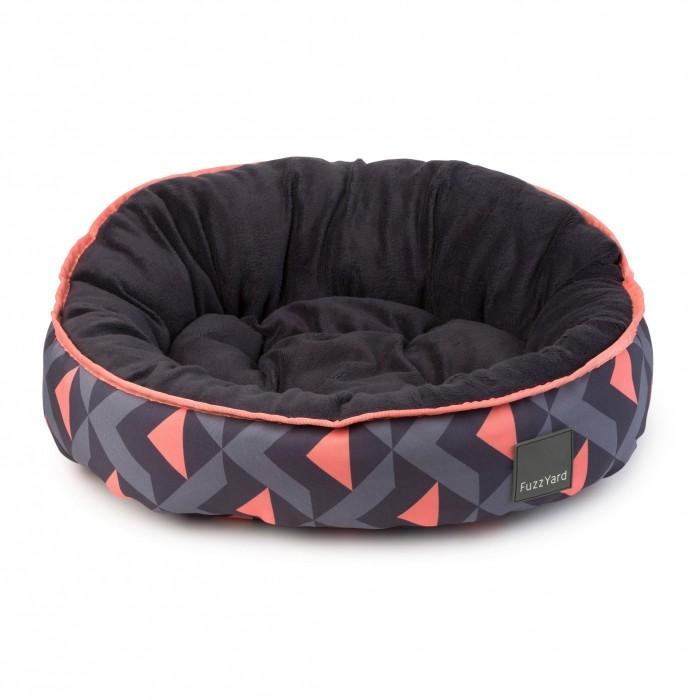 Panier et coussin pour chien - Corbeille Ville pour chiens