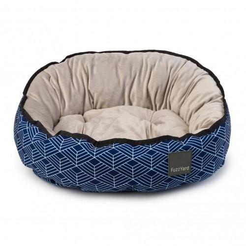 Panier et coussin pour chien - Corbeille Hampton pour chiens