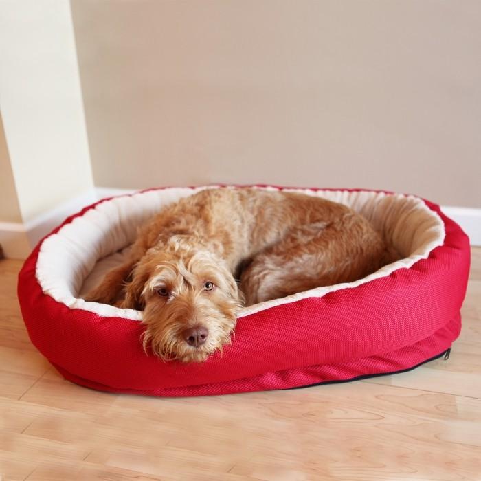 Panier et coussin pour chien - Panier orthopédique Salou pour chiens