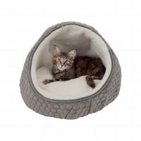 Dôme et maison pour chat et petit chien - Abri douillet Livia Trixie