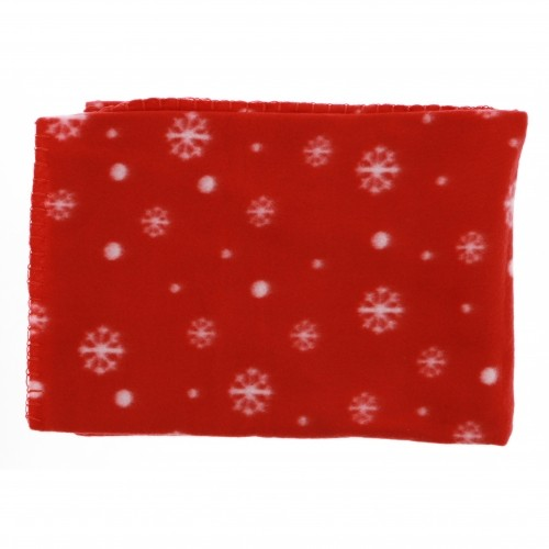 Panier et coussin pour chien - Plaid Let it Snow pour chiens