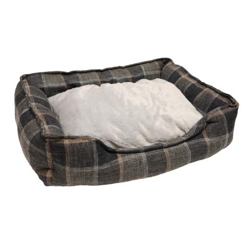 Panier et coussin pour chien - Corbeille Cosy Life pour chiens