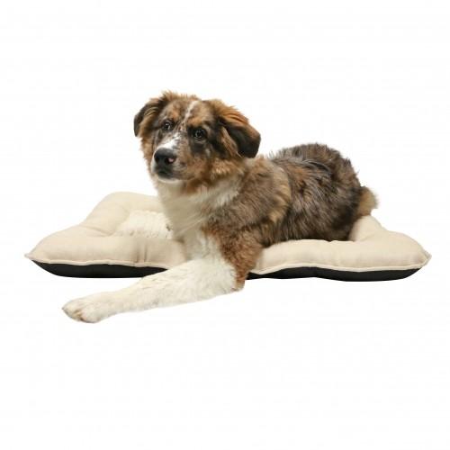 Panier et coussin pour chien - Tapis Cream pour chiens