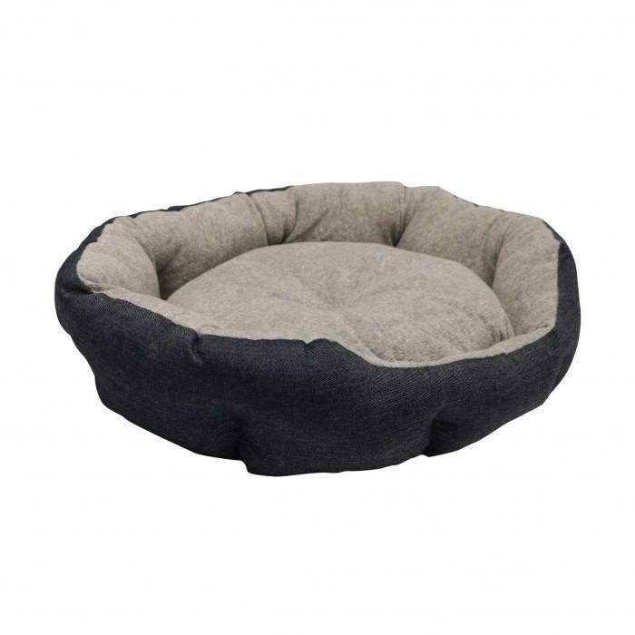Panier et coussin pour chien - Corbeille Holidays pour chiens