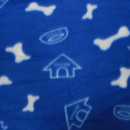 Panier et coussin pour chien - Plaid Blue pour chiens