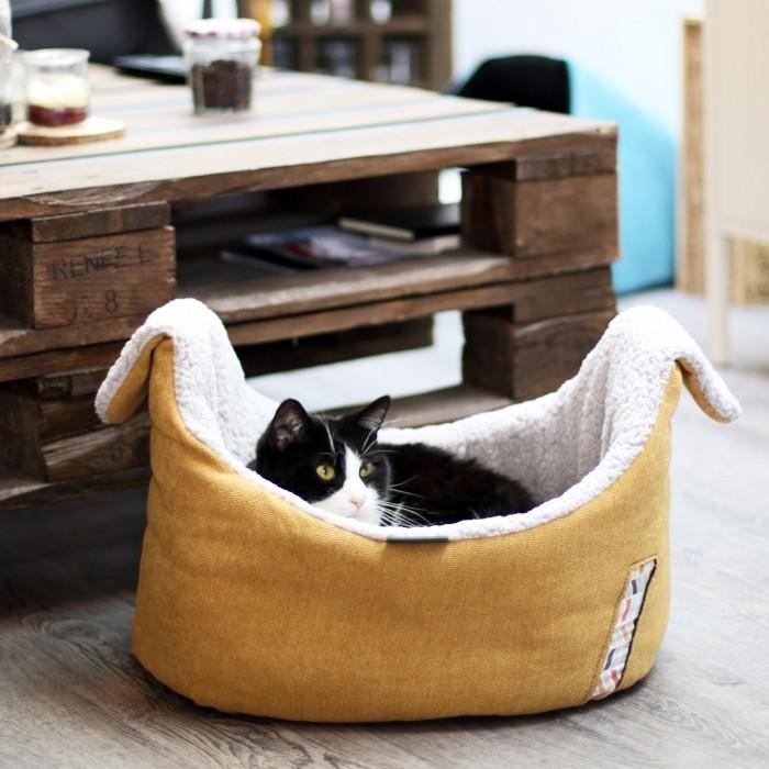 Couchage pour chat - Nid Cancun pour chats