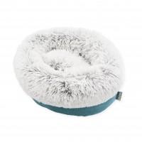 Couchage pour chat et petit chien - Corbeille ronde en fourrure Inuit Sömn