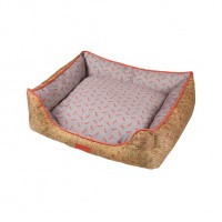 Couchage pour chat et chien - Sofa Deluxe Cactus Wouapy