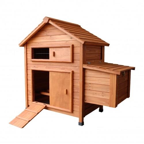 Poulailler et enclos - Maison des poules pour poules