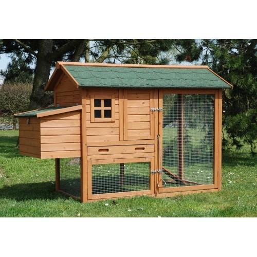 Poulailler et enclos - Poulailler Indiana pour poules