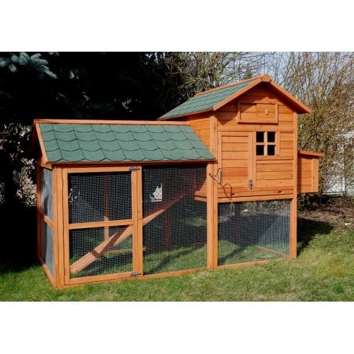 Poulailler et enclos - Poulailler House  pour poules