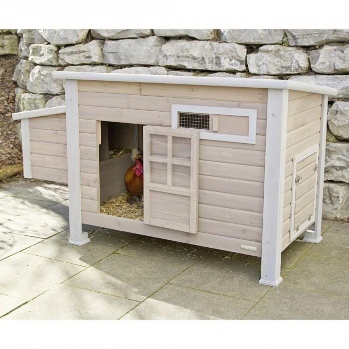 Poulailler et enclos - Poulailler Emma pour poules
