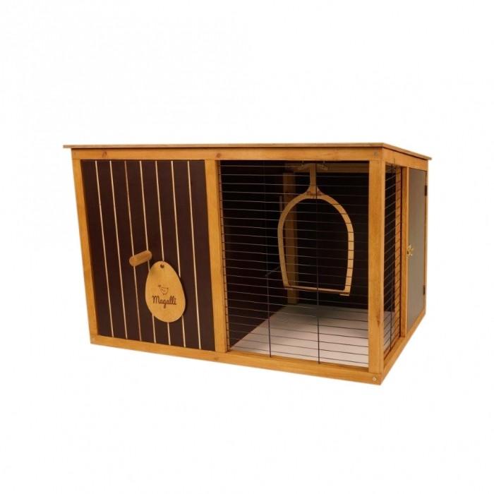 Poulailler et enclos - La Petite Maison  pour poules