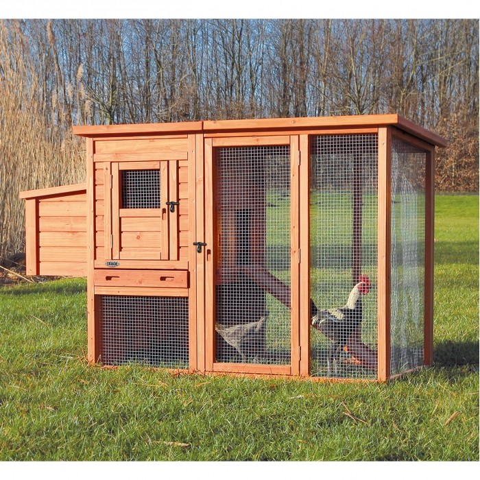Poulailler et enclos - Poulailler Natura pour poules
