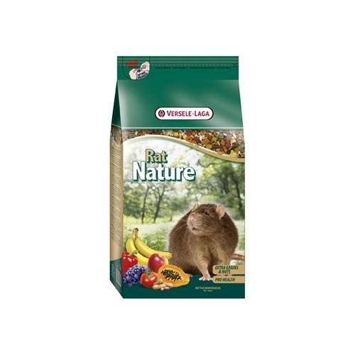 Sélection usure des dents - Rat Nature pour rongeurs