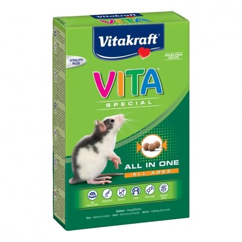 Aliment pour rongeur - Vita Spécial Beauty Rat pour rongeurs