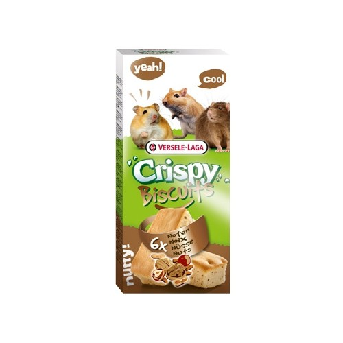 Hamster - Crispy Biscuits pour rongeurs