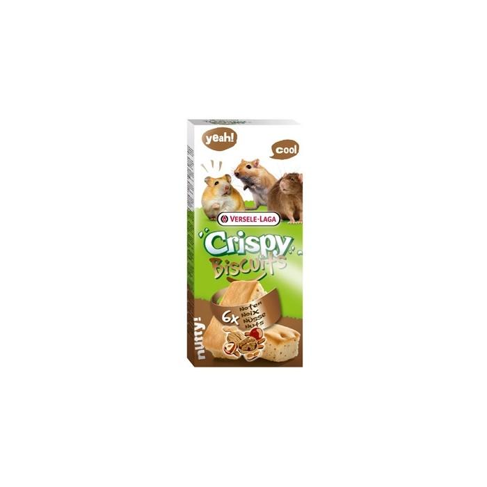 Friandise et complément  - Crispy Biscuits pour rongeurs