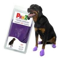 Convalescence du chien et du chat - Bottillons de protection PawZ