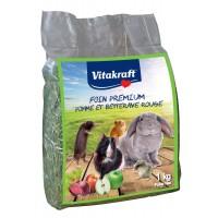 Foin pour lapin et rongeurs - Foin à la pomme et betterave rouge Vitakraft