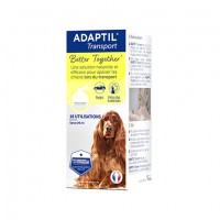 Anti-stress en spray pour chien - ADAPTIL® Transport Ceva