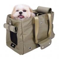 Sac de transport pour chien et chat - Sac de transport Army Green  Ibiyaya