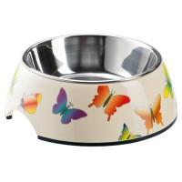 Gamelle et écuelle pour chien et chat - Gamelle papillon Hunter