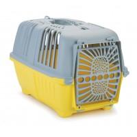 Caisse de transport pour chat et petit chien - Caisse de transport Pratiko Beeztees