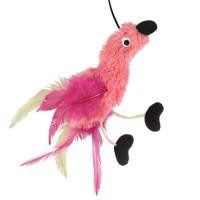 Canne à pêche pour chat - Canne à pêche Flamingo KONG
