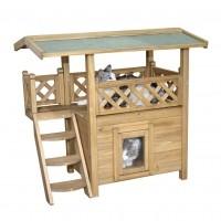 Niche / Maison pour chat - Maisonnette Lodge Kerbl