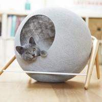 Maison pour chat - Dôme La Ball Meyou