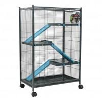 Cage pour rongeur et furet - Cage Maxi Loft 2 Zolux