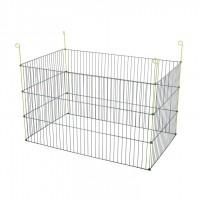 Enclos pour rongeur - Enclos extérieur rectangle Zolux