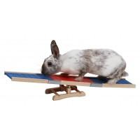 Jouet pour lapin - Rampe pour lapin Agility Kerbl