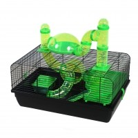 Cage pour hamster/souris - Cage Roxy Jerry Rongis