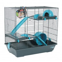 Cage pour hamster - Cage Indoor 50 duplex  Zolux